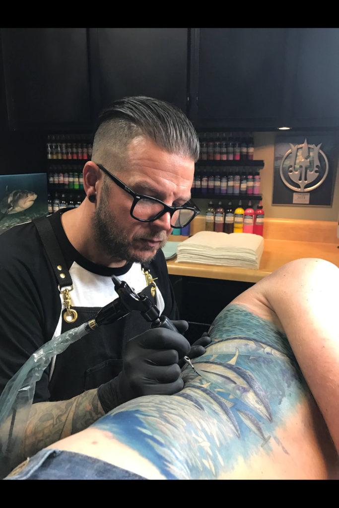 Dean Tattooing